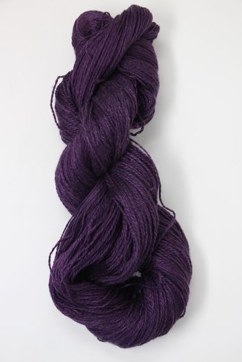 JADE SAPPHIRE Baby 2 ply Silk Lace Cashmere in Velvet Underground (147)
