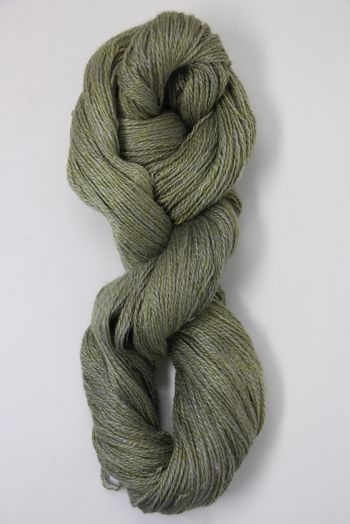 JADE SAPPHIRE Baby 2 ply Silk Lace Cashmere in Wasabi (38)