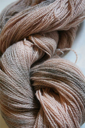 Jade Sapphire 2-Ply Cashmere Lace in Stonehenge
