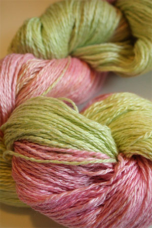Jade Sapphire 2 Ply Cashmere Silk 63 Candy Girl