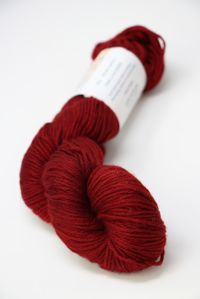Jade Sapphire 4 Ply Cashmere DK SEEING RED (201)