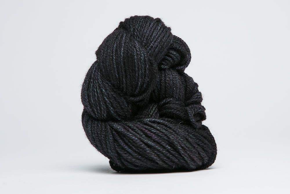 Jade Sapphire 6 Ply Cashmere in Black with Benefits