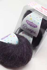 jade sapphire Peeeps Brushed Cashmere