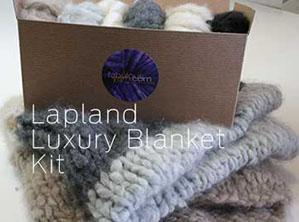 Jade Sapphire OOOH Blanket Pattern