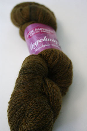Jade Sapphire Angelwing 100% Handspun Cashmere 48 Burnished Gold