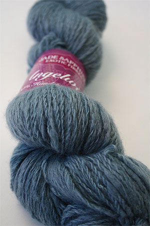 Handspun Cashmere Angelwing in Slate Silver