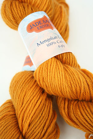 Jade Sapphire 6-Ply Cashmere Yarn Color :: 69 Tuscan Sunset