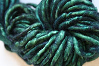 Genghis Bulky Handspun Cashmere Yarn in