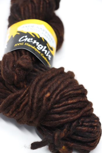 Jade Sapphire Bulky Handspun Cashmere in Burnished Gold