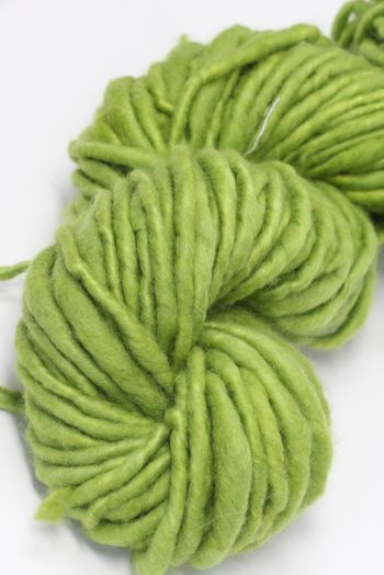Jade Sapphire Bulky Handspun Cashmere in Granny Smith