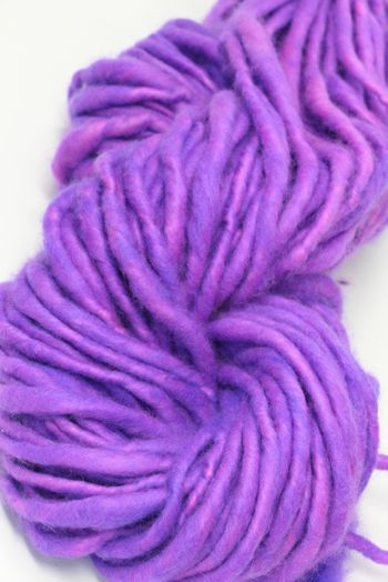 Jade Sapphire Bulky Handspun Cashmere in Periwinkle Pink