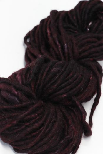 Jade Sapphire Bulky Handspun Cashmere in Red Light District