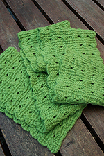 Jade Scarf for her in cashmere