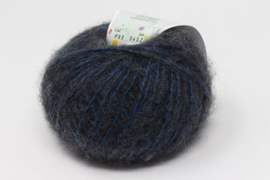 Jade Sapphire Yarns - PEEPS | Charred Cotton Candy (P09)