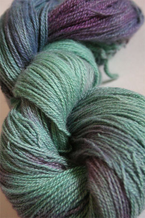 Jade Sapphire 2-Ply Cashmere Lace in Kryptonite