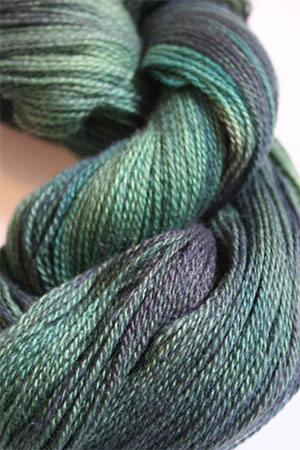 Jade Sapphire 2-Ply Cashmere Lace in Seaglass