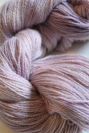 Jade Sapphire 2-Ply Cashmere Lace in Moonstone