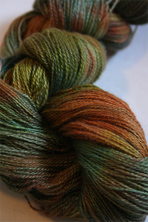 Jade Sapphire 2-Ply Cashmere Lace in Agate