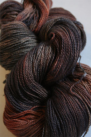 Jade Sapphire 2-Ply Cashmere Lace in 20 Shades of Brown