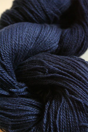 Jade Sapphire 2-Ply Cashmere Lace in Mavy