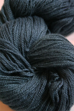 Jade Sapphire 2-Ply Cashmere Lace in Blue Steel