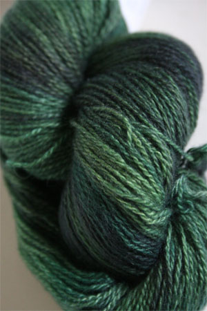 Jade Sapphire 2-Ply Cashmere Lace in Hook Up Green