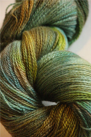 Silk and Cashmere Lace Knitting Yarn in 159 Agate