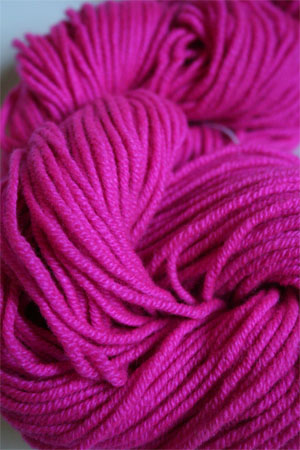 Jade Sapphire 8 Ply Cashmere Bulky 142 Pink Panther Neon