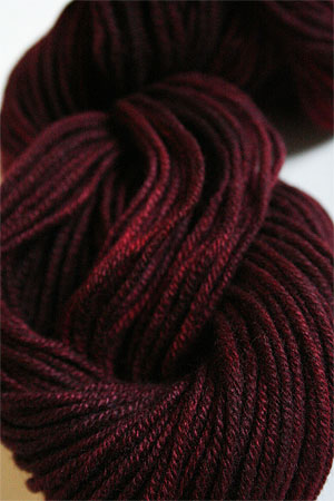 Jade Sapphire 8 Ply Cashmere Bulky 183 Red Light District
