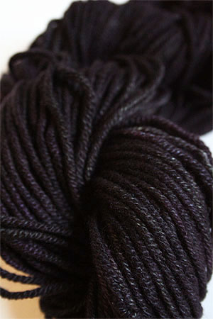 Jade Sapphire Cashmere 8 Ply Yarn im 184 Black With Benefits