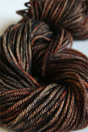 Jade Sapphire Cashmere 8 Ply Yarn im 182 Shades of Brown