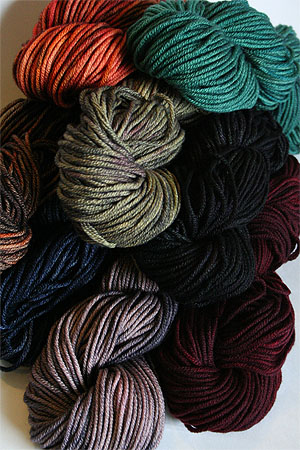 Jade Sapphire 8 Ply Bulky Cashmere