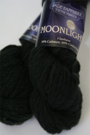 Jade Sapphire Moonlight Yarn in Total Eclipse