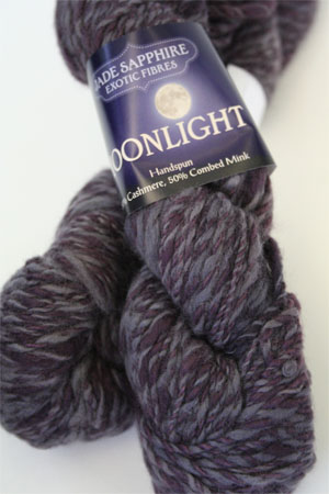 Jade Sapphire Moonlight Yarn in Shadow
