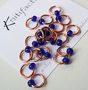 Knitifacts rings and ringlets stitch markers