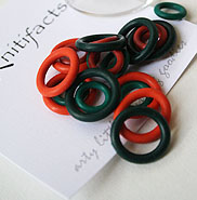 Knitifacts bumper stitch markers