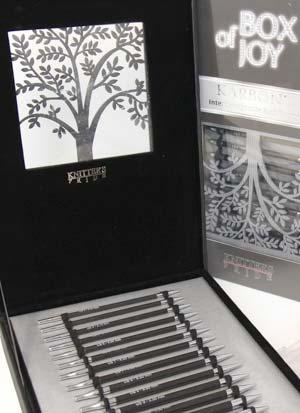 Knitters Pride Box of Joy Carbon Fiber Set