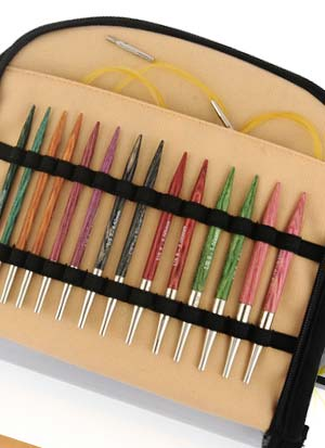 Knitters Pride Dreamz Special 16-inch interchangeable needle set