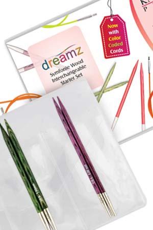 Knitters Pride Dreamz Starter Interchangeable Needle Set
