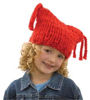 Super Easy Kids Hat