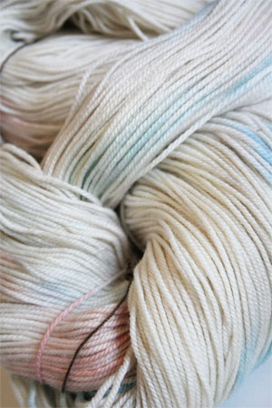 TOSH Vintage Yarn in color Seasalt