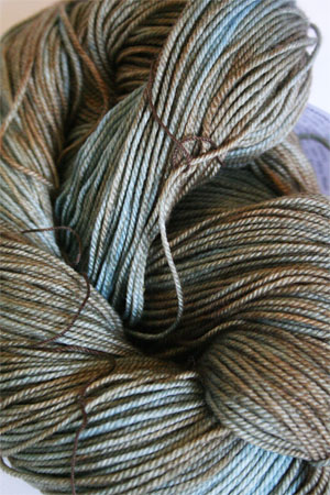 TOSH Vintage Yarn in color Leaf