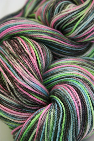 madelinetosh Vintage yarn in Magic