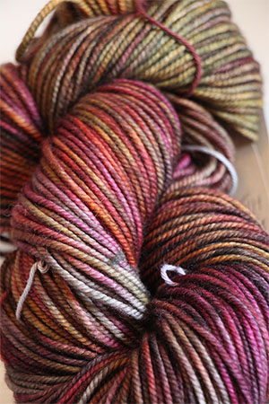 Madelinetosh Chunky in Rocky Mountain