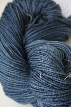 madelinetosh DK 4 ply merino 190 Betty Drapers Blues