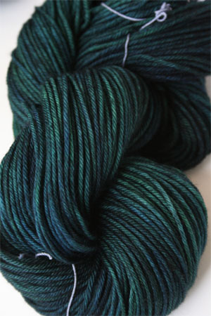 madelinetosh DK 4 ply merino 206 Cousteau