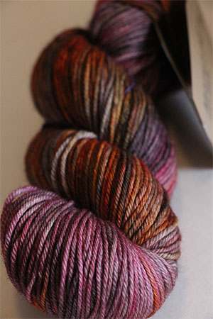 TOSH DK 4-Ply Yarn in color Rocky Mountain High (348)