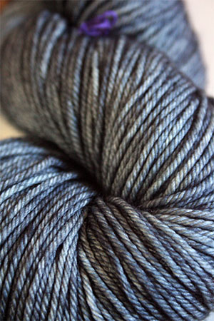 TOSH DK 4 ply merino yarn in Color Dr. Zhivagos Sky