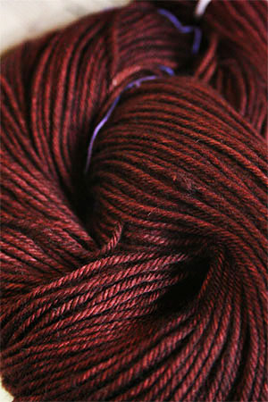 TOSH DK 4 ply merino yarn in Color Resin