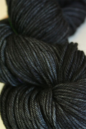 madelinetosh Vintage yarn in Moonglow